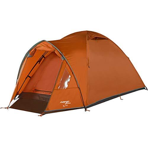 Vango Mixte - Adulte Tay 200 Tente Camping Sunset Orange 2 Personnes