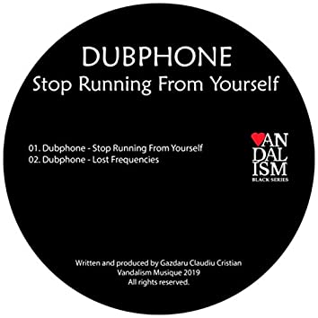 Stop Running from Yourself