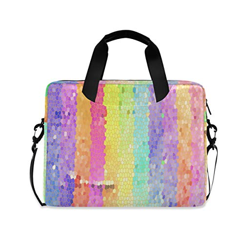 Laptop Bag, Special Background Laptop Backpack, Slim 16 Inch Briefcase Shoulder Bag Laptop Case