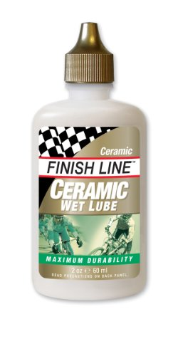 Lubricante Finish Line Ceramic Húmedo - Medidas: 60 ml