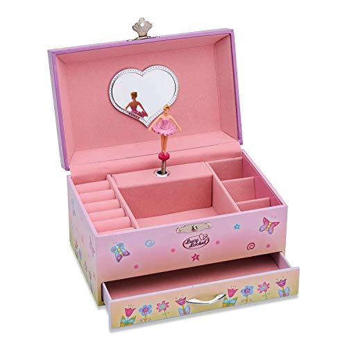 Fee Schmuckkästchen – Rosa Spieluhr für Kinder – Lucy Locket - 7