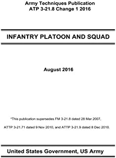 Army Techniques Publication ATP 3-21.8 INFANTRY PLATOON AND SQUAD Change 1 August 2016
