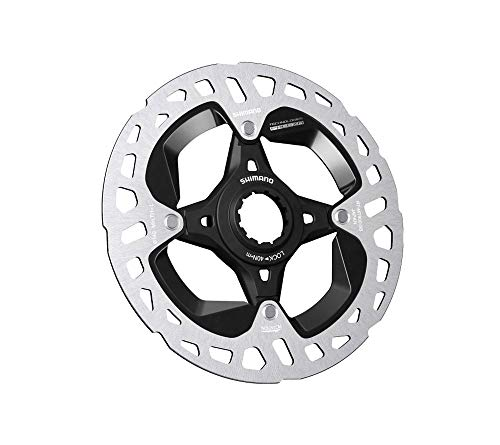 SHIMANO RT-MT900 Disco de Freno, Unisex Adulto, Plata, 203 mm