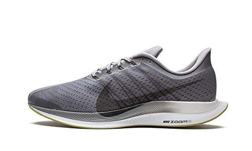 Nike Mens Air Zoom Pegasus 35 Turbo Gridiron/Black-Atmosphere Grey Aj4114 003 - Size 8