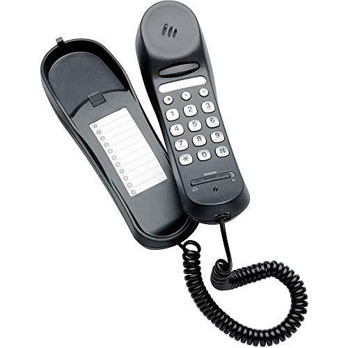 Emporia TS1 Kompaktes schnurgebundenes Telefon Schwarz