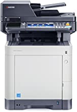 Kyocera ECOSYS M6535cidn Color Multifunctional Printer