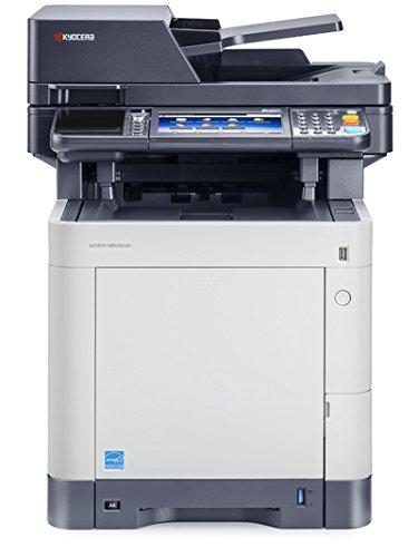 Preisvergleich Produktbild Kyocera Ecosys M6535cidn / KL3 Farblaser-Multifunktionsgerät (Drucker,  Scanner,  Kopierer,  Fax,  600 x 600 dpi,  USB 2.0,  Duplex)