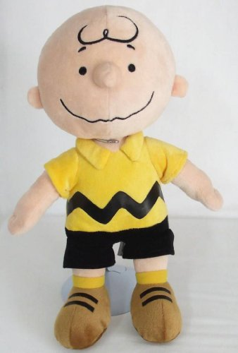 Kohl's Cares Peanut Charlie Brown 12' Plush Doll