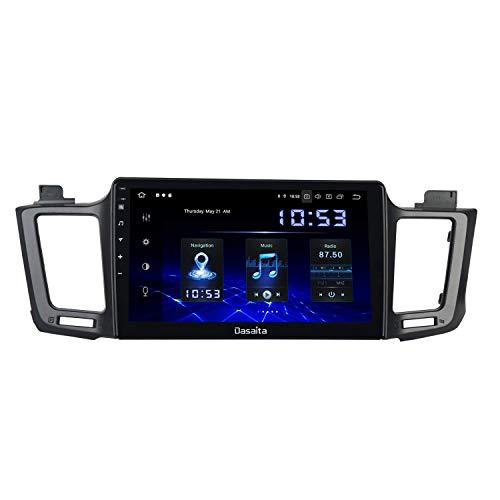 Reproductor multimedia para automóvil 10.2 'Android 10.0 Radio Estéreo Carplay para Toyota RAV4 2012 a 2017 Bluetooth Estéreo para automóvil Sat Nav Wifi Puerto USB / AUX Navegación GPS HD 1280 x 720