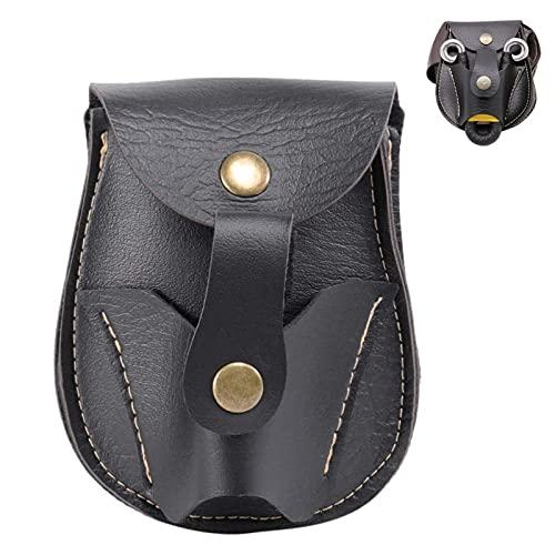 DDSGG Belt Slingshot Steel Ball Bag Slingshot Pouch for Hunting Outdoor Slingshot...