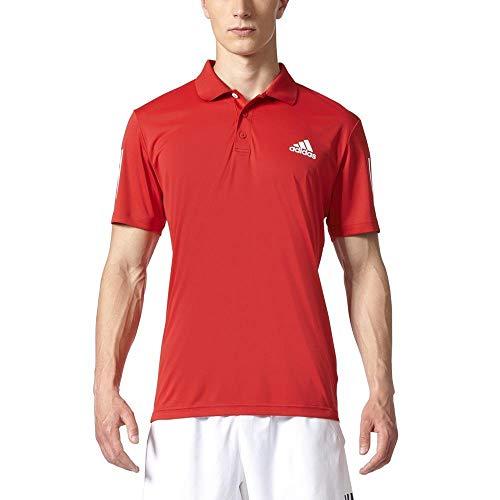 adidas Polo Club, Uomo, Bianco/Bianco, S