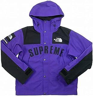 SUPREME シュプリーム ×THE NORTH FACE ザノースフェイス 19SS Arc Logo Mountain Parka マウンテンジャケット 紫 M 並行輸入品