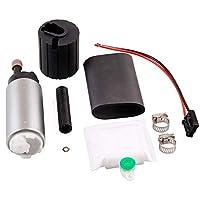エンジンオイルポンプ ほとんどの車のためのユニバーサルカーGSS342 255LPH高圧インターキング燃料ポンプ