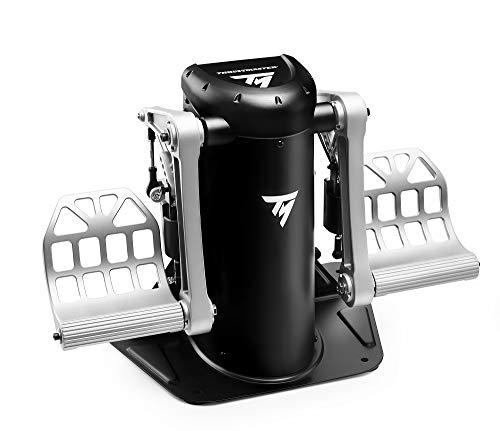 Thrustmaster TPR palonnier expert pour simulation de vol compatible PC