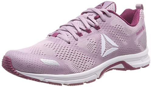 Reebok Mädchen Ahary Runner Traillaufschuhe, Mehrfarbig (Infsued Lilac/Twisted Berry 000), 35 EU