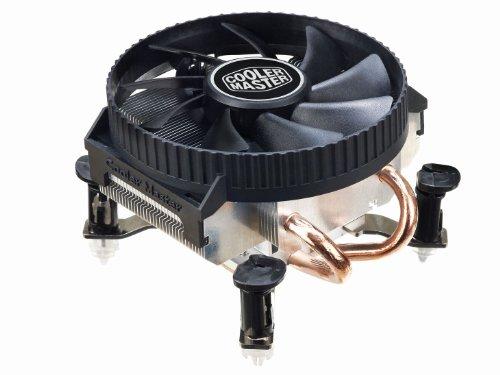 クーラーマスター Intel CPU専用 トップフロー型スリムCPUクーラー Vortex 211Q B005APDDTU 1枚目