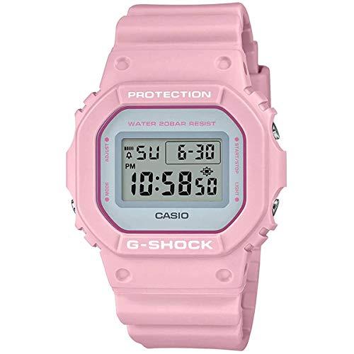 Casio DW5600SC-4 G-Shock Men's Watch Pink 43mm Resin
