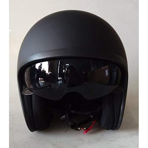 DataPrice Awen Casco Moto Abierto Homologado de Hombre y Mujer para Motocicleta,...