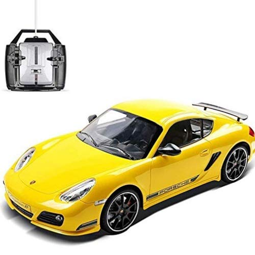 Xfwj 01:10 Porsche Kaman opladen afstandsbediening auto Drift Sports Car Rocking Schokdempers Car Remote Controlled Truck RC Car Children's speelgoed auto Boy Gift Electric Simulatie Car