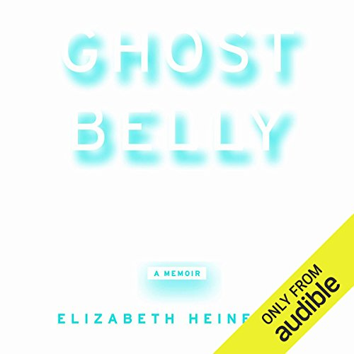 Ghostbelly audiobook cover art