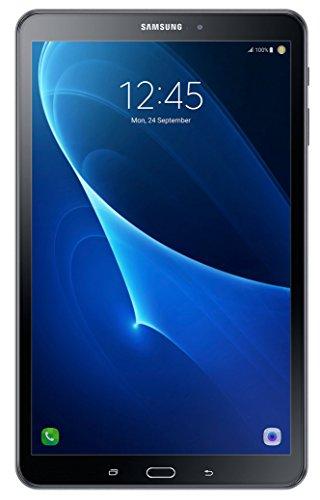 Samsung SM-T585NZAEITV Galaxy Tab A (06) 10,1 Zoll Tablet-PC (AMD A4 Exynos 7870, 128GB Festplatte, 2GB RAM, Android 6.0) Grau