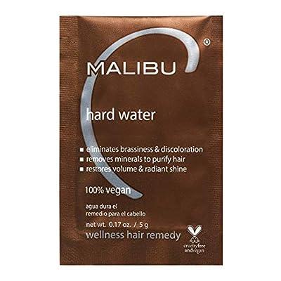 Malibu C Hard water wellness hair remedy, 12 Count