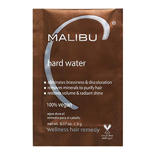 Malibu C Hard Water Wellness Hair Remedy, 0.17 oz.