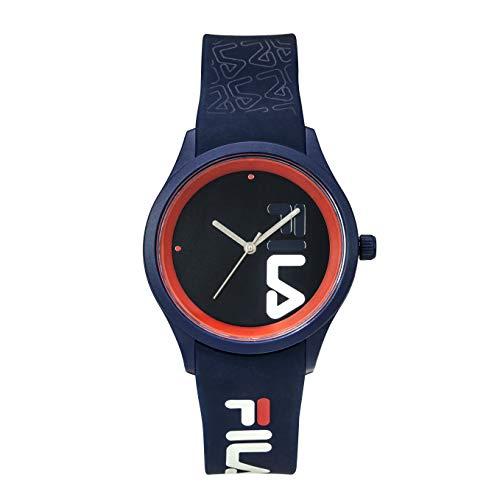OROLOGIO FILA Watches for Women - Womens Watches - Analog Watch - Cool Watches for Men - Mens Wrist Watch - Running Watch - Unisex Watch - Fila Watches for Men - Dark Blue Fila Watch