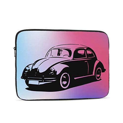 Car Cool Boy Laptop Case Sleeve Notebook Computer Bag for Men,Women 15 Inch