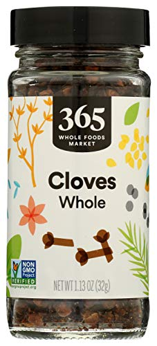 365 by Whole Foods Market, Seasoning, Cloves, Whole, 1.13 Ounce