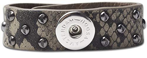 NOOSA-Amsterdam ORIGINAL Armband SNAKE PATTERN Größe S