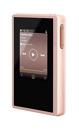 "Pioneer XDP-02U-P - Reproductor de música Digital de 2.4\"", Color Rosa"
