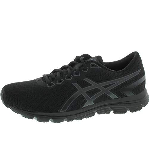 ASICS Zapatillas de correr para mujer Gel-Zaraca 5, color Negro, talla 39