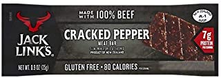 Jack Link's Cracked Pepper Meat Bar .9oz (12ct box)