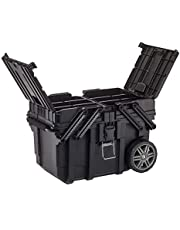 Keter 15317203037 Job Box Takım Çantası, Siyah