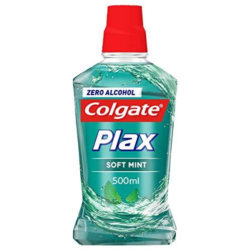Colgate Collutorio Plax Soft Mint, 500ml