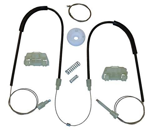 Twowinds - 1331614 Kit reparación elevalunas eléctricos Delantero Izquierdo Focus 1998-2005