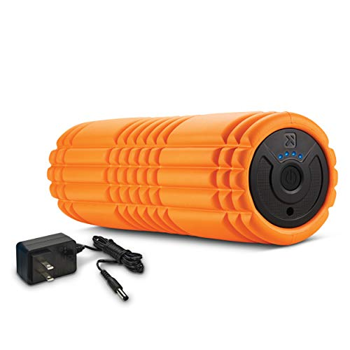 TriggerPoint GRID VIBE PLUS Four-Speed Vibrating Foam Roller
