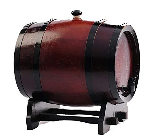 XWDQ 3L / 5L eiken dennen wijn vat opslag speciale vat opslag emmer bier vaten voor wijn van vat whisky en Ron