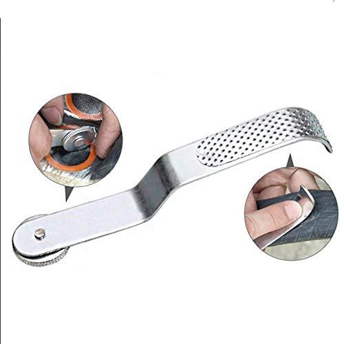 Bebliss Fietsband Rasp Metalen Fietsband Reparatie Gereedschap Patchaccessoires Voor Onderhoud, Multi-tool, Duurzaam, Ongeschikt om te breken