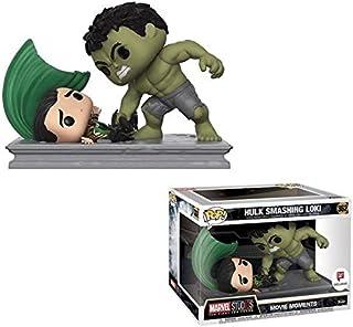 Pop Vinyl Movie Moments Marvel Studios: Hulk Smashing Loki #362, L