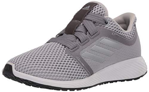 adidas Women's Edge Lux 3 Running Shoe, Grey/Silver Metallic/Grey, 6 M US