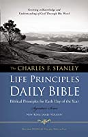 The Charles F. Stanley Life Principles Daily Bible: New King James Version (Signature Series)