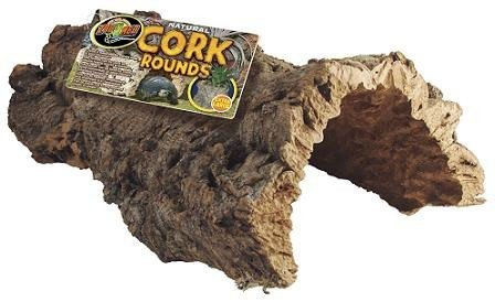 Zoo Med Natural Cork Bark Round, Large