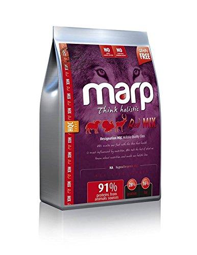 Marp Hundefutter Getreidefrei Redmix 4kg+ Futtertone Gratis