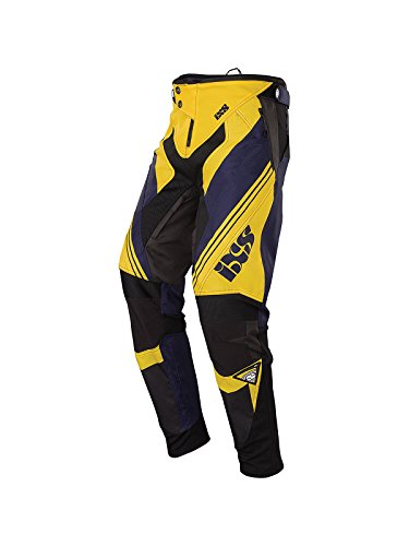 IXS Herren Pants Ruclar, Yellow/Blue, L