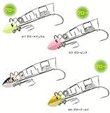 シマノ(SHIMANO) テンヤ 太刀魚ゲッター ツイン噛む OO-005L 01T グローナチュラル サイズ(号):5