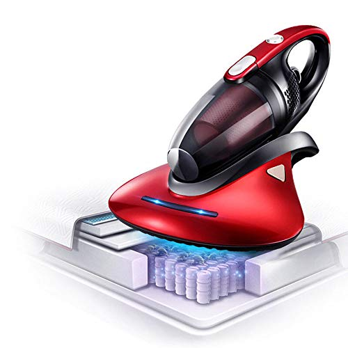 UV Licht Milben Staubsauger Milbensauger Ideal Für Allergiker Mit Absaugung Advanced HEPA UV-Licht Sterilisator Gegen Milben Und Bakterien Tötet 99% Von Bekannten Bakterien