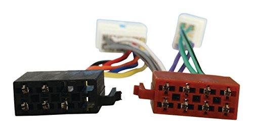 Eurosell - Autoradio ISO-Adapterkabel Peugeot 108 106 107 205 206 207 208 305 306 307 308 309 506 507 508 Etc Adapter Stecker Kabel KFZ Radio