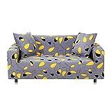 WXQY Funda de sofá elástica con Todo Incluido, Funda de sofá en Forma de L Funda de sillón para Sala de Estar, Funda de protección de Muebles A17 1 Plaza